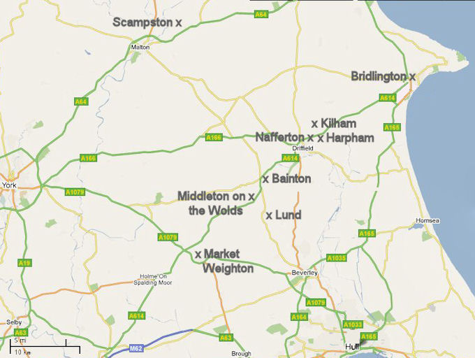 Map of East Riding - 65kB jpg