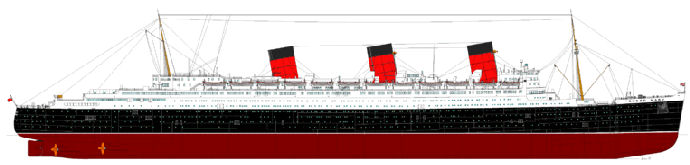 RMS Queen Mary - 25kB jpg